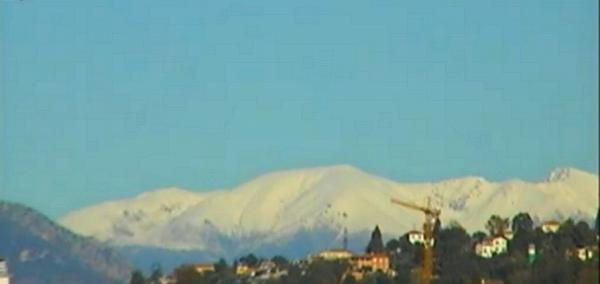 Alpes Du Sud Neige 17/01/2016 11:35 cher yann LVIE