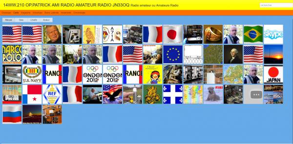 14WW.210 OP.PATRICK AMI RADIO AMATEUR RADIO JN33OQ