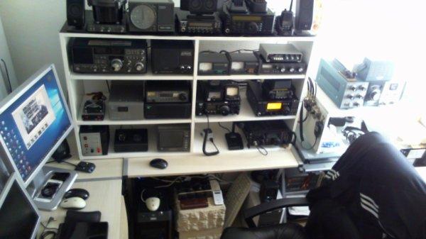 l'évolution d'un station Amateur Radio                         de F-11874 NICE VILLE  celle ci et la dernière en date 16/05/2016                                              a L'écoute le monde                     des amateurs radio et radioamateurs                            Radio France internationale  écouté a toujours été ma grande passion