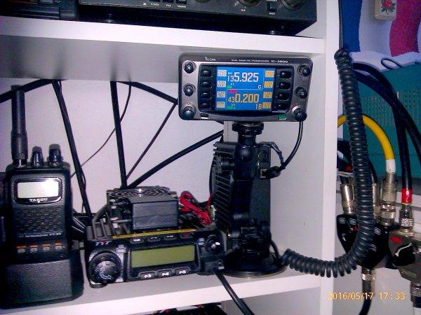 ICOM-2800 dual band 144 430 et plus