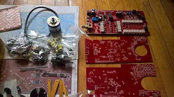 Bon kit pour portable HF SDR Tulip..pour les swl passionnés d'écouter..