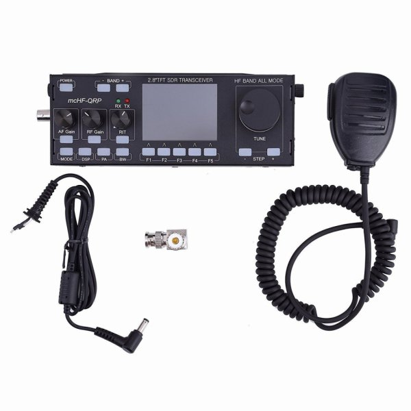 Recent 15W RS-918SSB HF SDR HAM Transceiver Transmit Power 1.8-30MHz