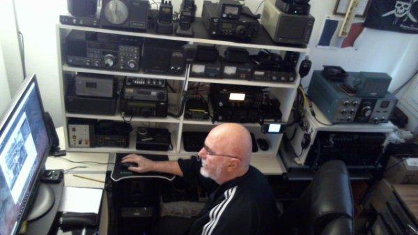 station radio écouteur ..2018 ...SWL -F11874 NICE VILLE