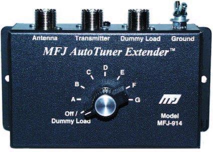 MFJ-914  EXTENDEUR AUTO TUNER