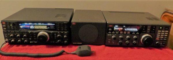 JRC complète COLLECTION radioamateur