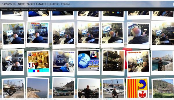 14WW210 ..NICE RADIO AMATEUR RADIO..France