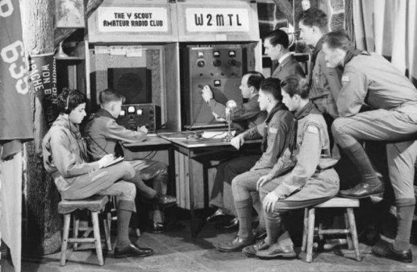 Musée 44 La Percée du Bocage - Operation Bluecoat - Comment devenir radioamateur ?