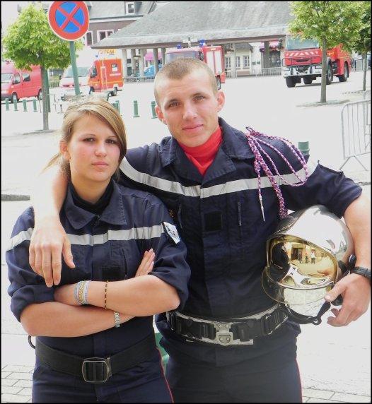 Sapeur pompier, plus qu'un métier, une passion.. <3