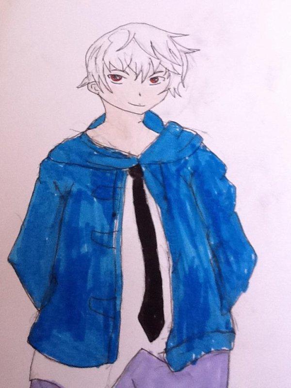 dessin de akise aru
