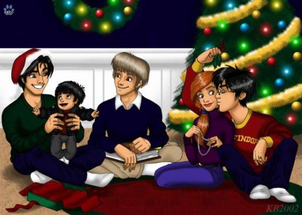 Un Noël avec les Maraudeurs