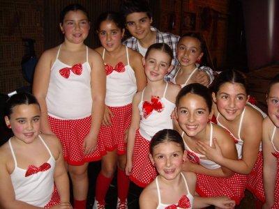 Abraham et ses amis du ballet LAS SALINAS -  Abraham y amigos del ballet LAS SALINAS