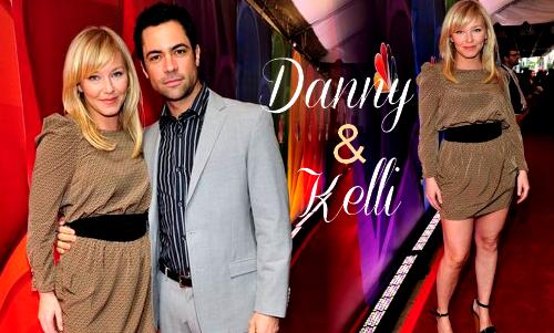 Danny Pino et Kelli Giddish