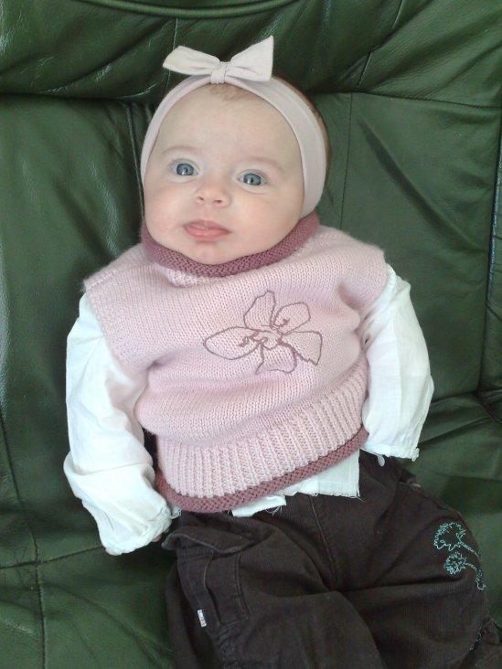 ma fille naélia