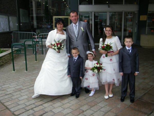 le jour de notre mariage 11 mai 2013