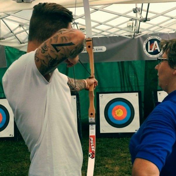 # Matt & le tir à l'arc <3