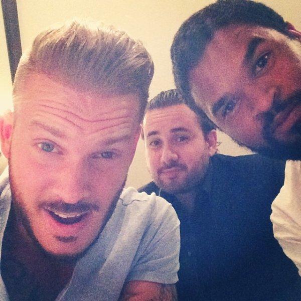 # Matt & ses copains <3