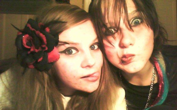 Mes soeurs !