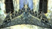 Les 8 masques des prêtres-dragons
