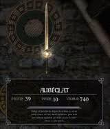 Aubeclat