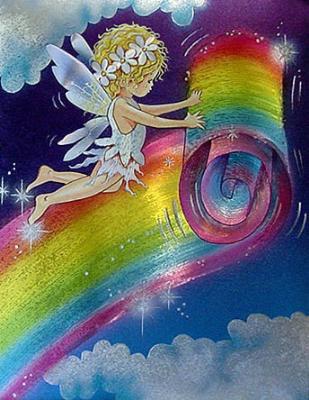 ange de couleur