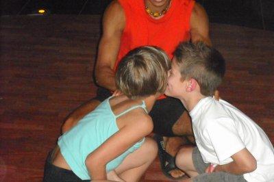 xIl Aa Rien De Plus Beau Que La Parole D'un Enfant Juillet 2009