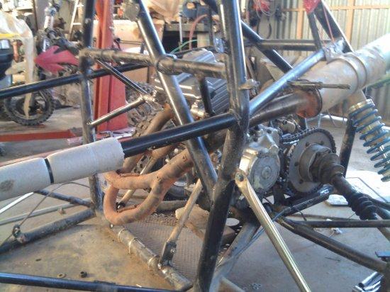 kart cross moteur 500 cb