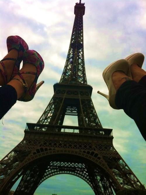 Chapitre 2: Tomber amoureuse à Paris.