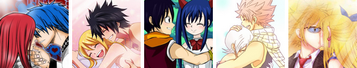 COUPLES : FAIRY TAIL