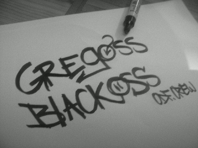 GreGoss BlacKoss