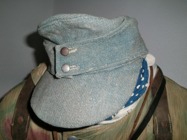 Buste bataille des Vosges 1944 Chef de section!!!!