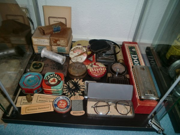 Nouvelle disposition pour ma collection de packung!!!