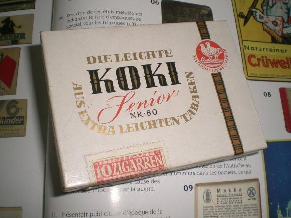 Encore une boîte de cigares allemands wk2!!!!