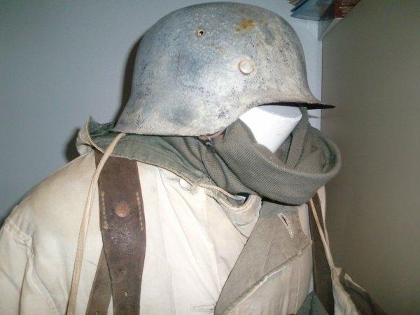BUSTE FRONT DE L'EST 1942-1943!!!!!