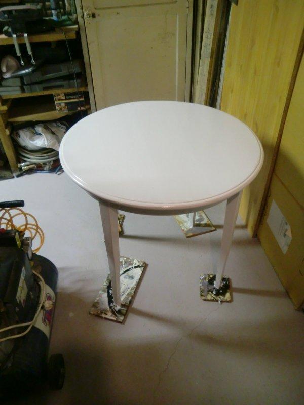 jolie table de la luftwaffe dat e 1941 et restaur e par mes soins les trouvailles des. Black Bedroom Furniture Sets. Home Design Ideas