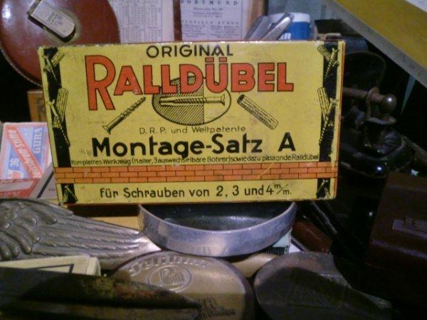 Boîte allemande  DRP pour mon bunker!!!