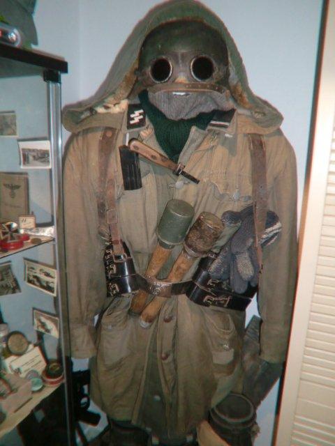 Buste caporal-chef de la WXX Colmar 1944!!!!