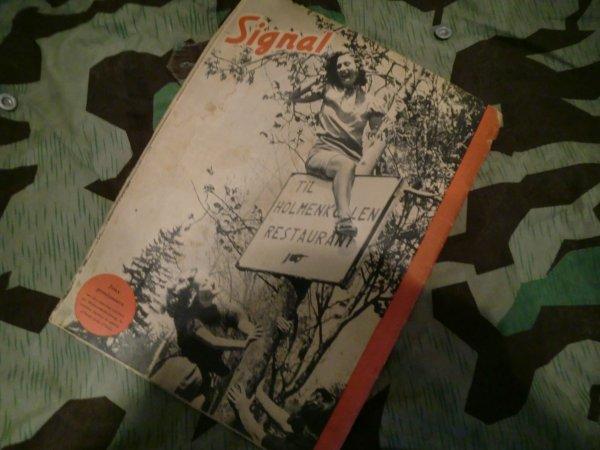 Trouvaille chez un brocanteur...une revue Signal...
