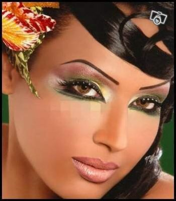 Maquillage libanais - Blog de shanty-coiffure