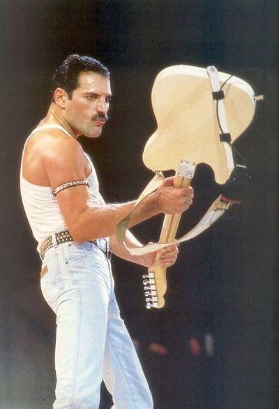 Queen-Pictures : Freddie Mercury [ Homo ! ] Rolala c'est pas la fin du monde