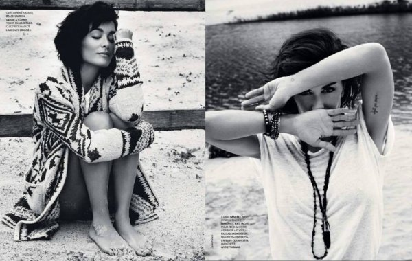 "Photos du magazine ""ELLE"" :-D (l)"