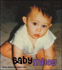 Miley Cyrus. #DisneyChannel