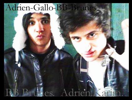 Adrien & karim.