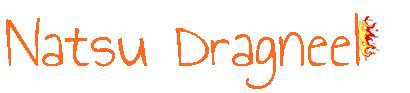 Natsu Dragneel (♥)