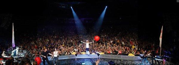 PHOTOS + Golden Tickets USA