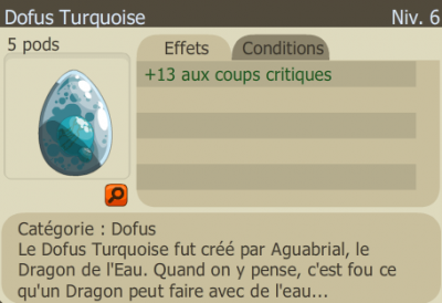 Dofus turquoise, Dragon cochon
