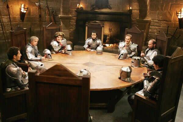 Articles de feemorgane2969 tagg s kaamelott contes et - Expose sur les chevaliers de la table ronde ...