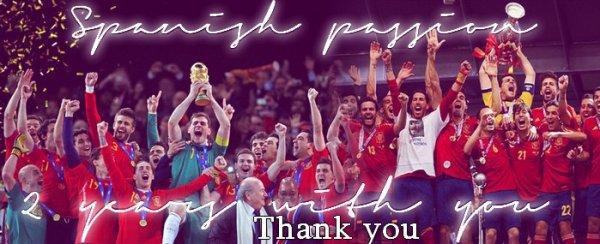 In Spain we trust.