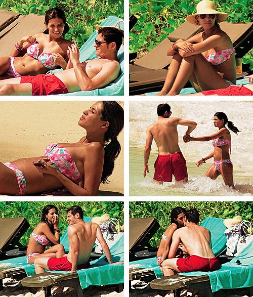 #Iker Casillas.    Vie privée : Iker Casillas et Sara Carbonero futurs parents.