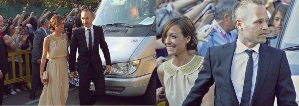 #Xavi Hernandez.    Vie privée : Xavi Hernandez et Nuria Cunillera se disent oui.