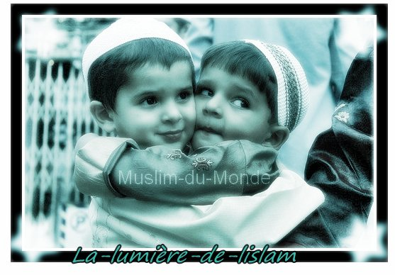 Le bon comportement filAllah avc ses frères et soeurs